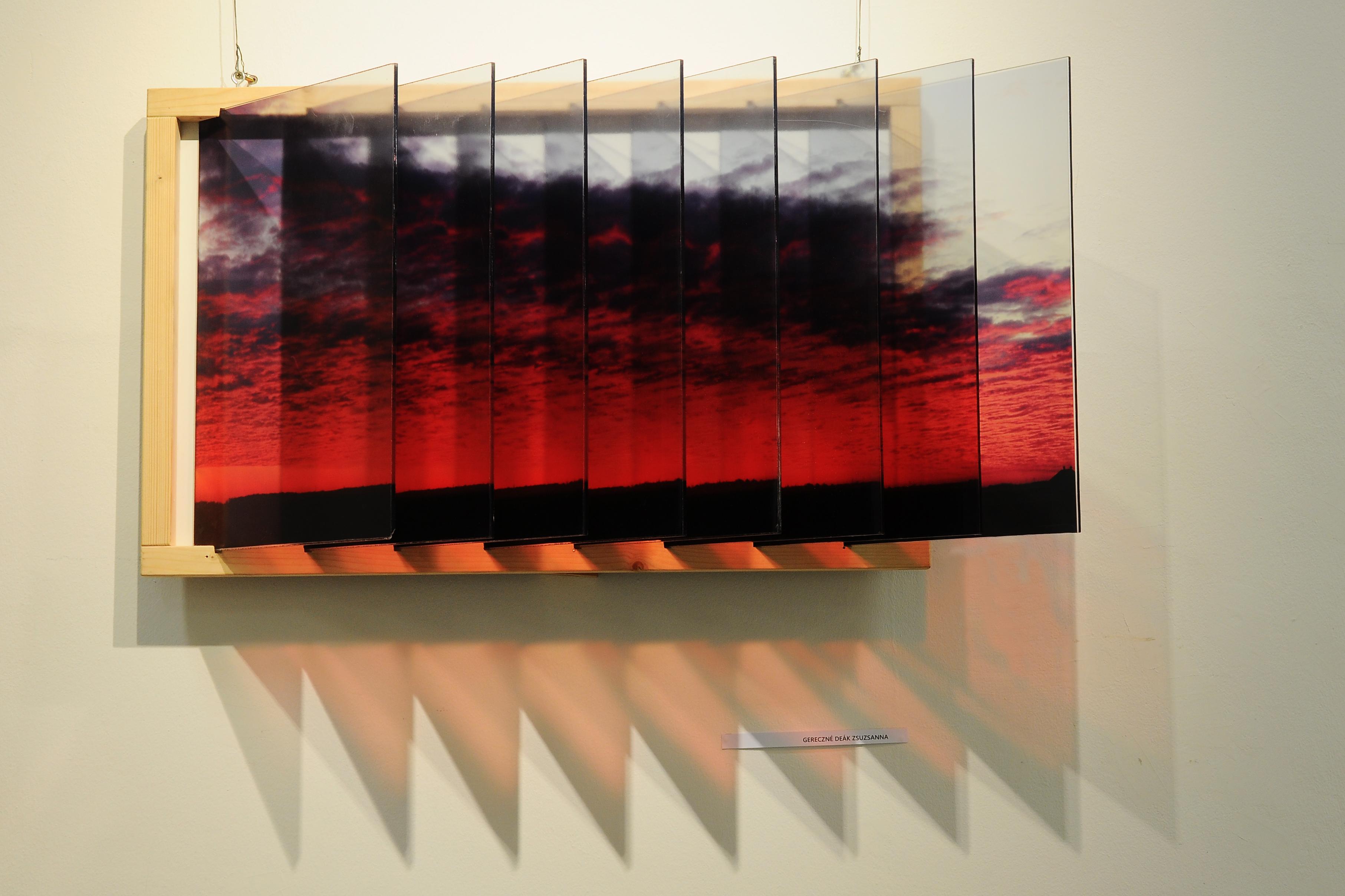 Címe: Március végén, Mérete: 55x88 cm
