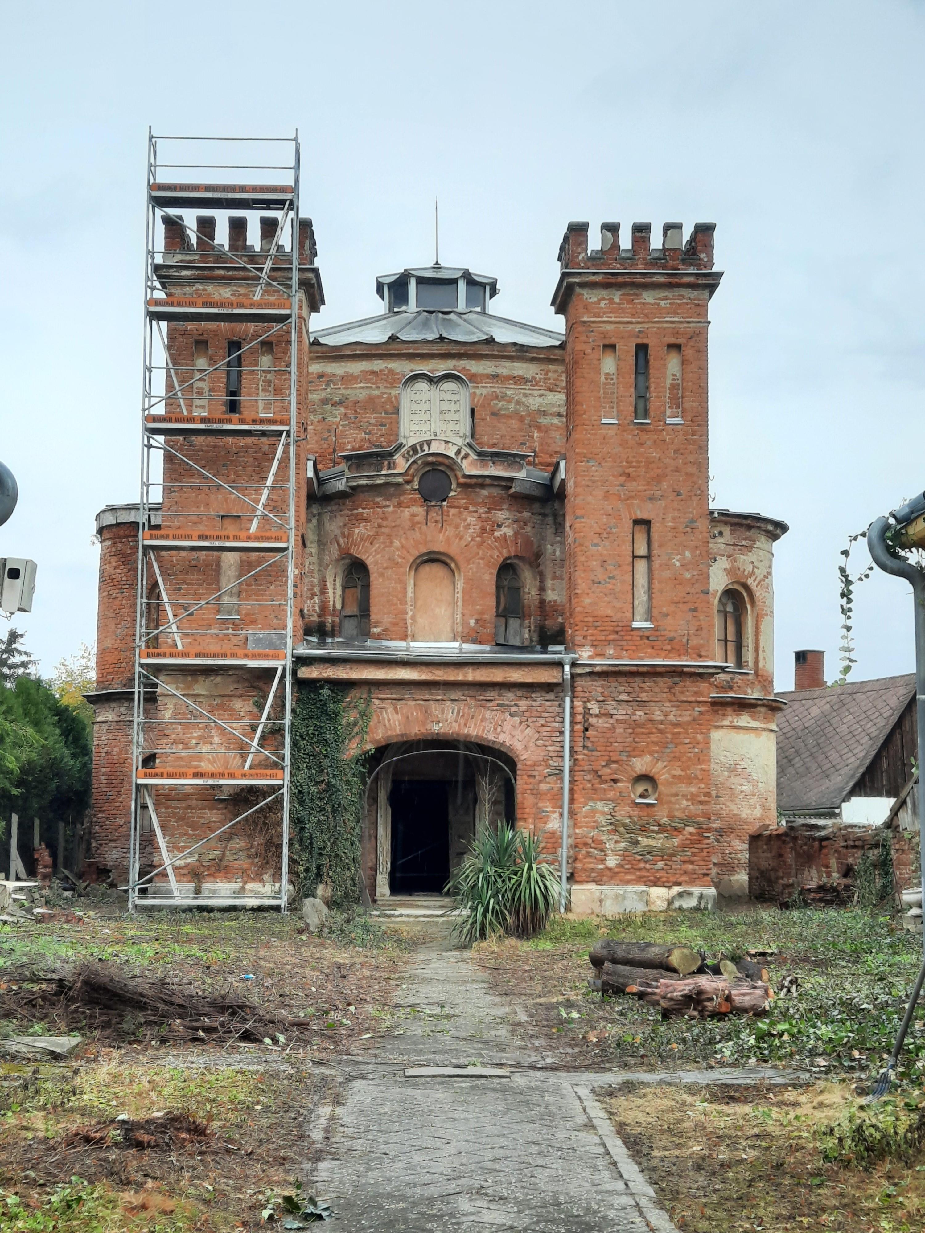 Kőszegi Zsinagóga rekonstrukció