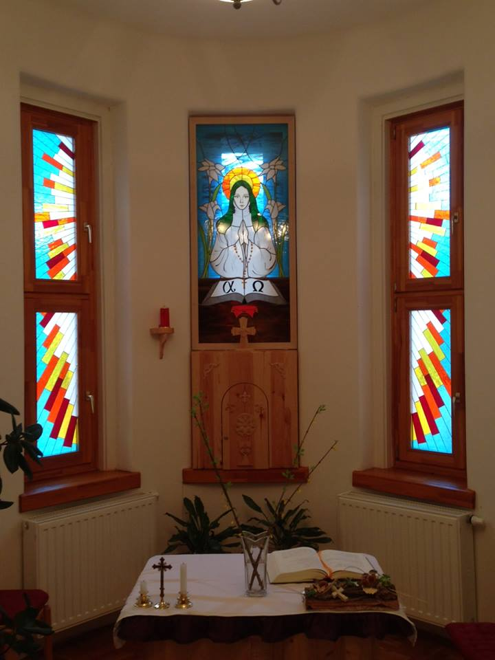 Katolikus ovi kápolnája