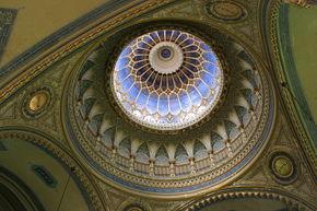 szegedi Zsinagóga kupola