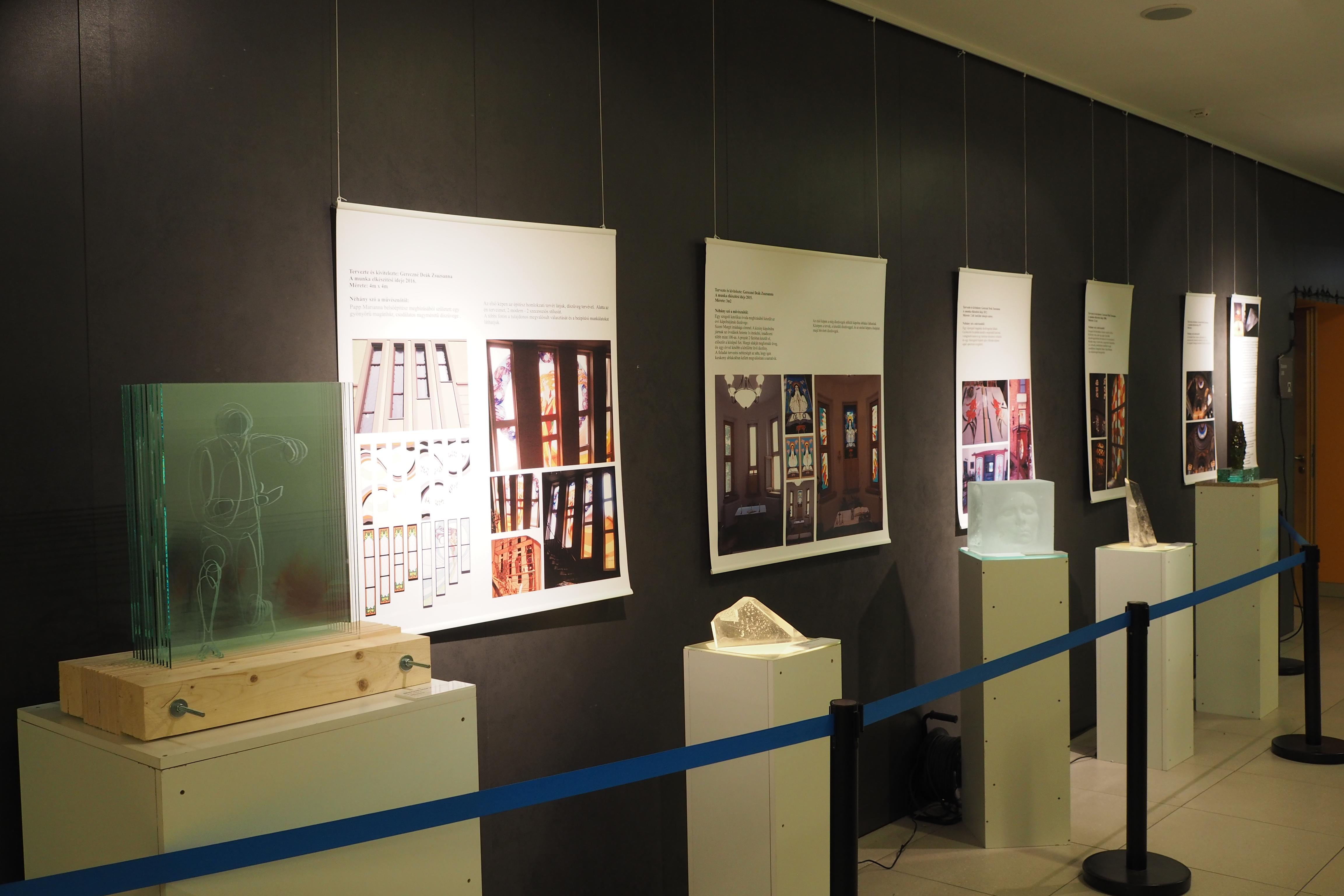 Agóra Szeged Kiállításom 2017.decembere