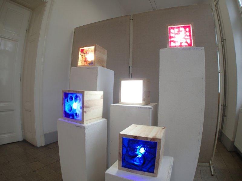 2016. November - Design lámpa tervezés